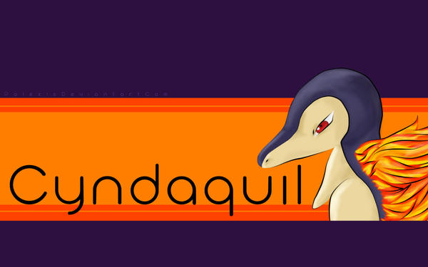 Cyndaquil Wallpaper by Polexis on DeviantArt Cyndaquil Wallpaper