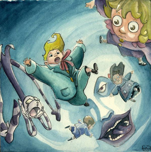Childhood End by FrancescaDaSacco