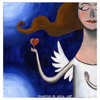 Guardian of hearts by FrancescaDaSacco