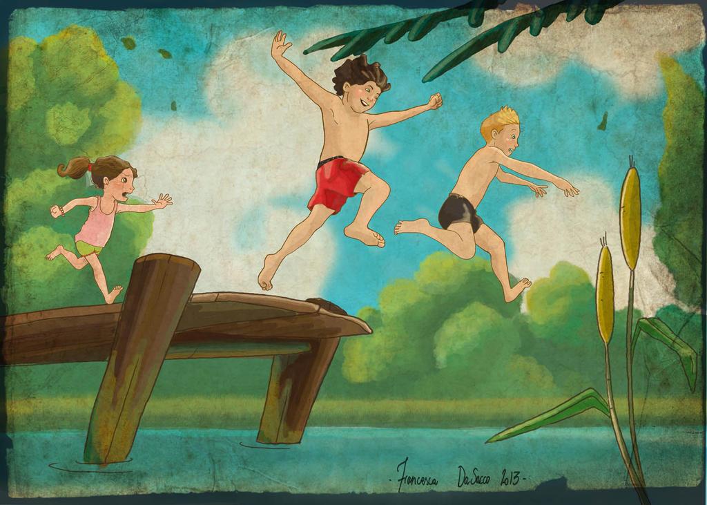 Summer Memories by FrancescaDaSacco