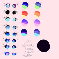 Eye Tutorial by Ponpon-peppermint