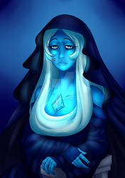 Blue Mona