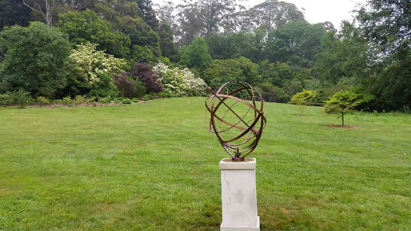 Armillary Installed by Elephantis