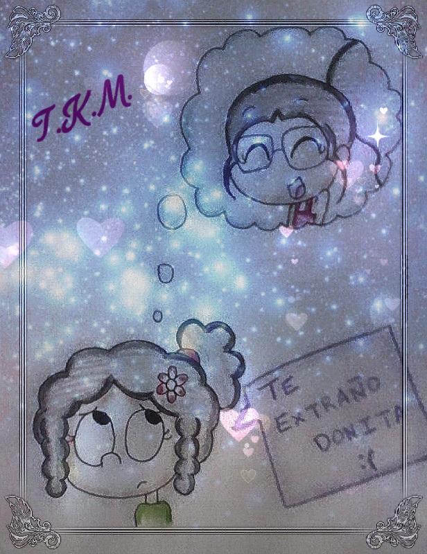 I miss you sister by ArelisMenjivar7u7