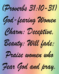 God-Fearing Women