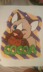 Cocoa Badge