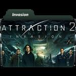 Attraction 2 - Invasion (2020) Folder Icon