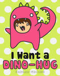 Dino-Hug