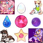 Recent pixels by cieIIa