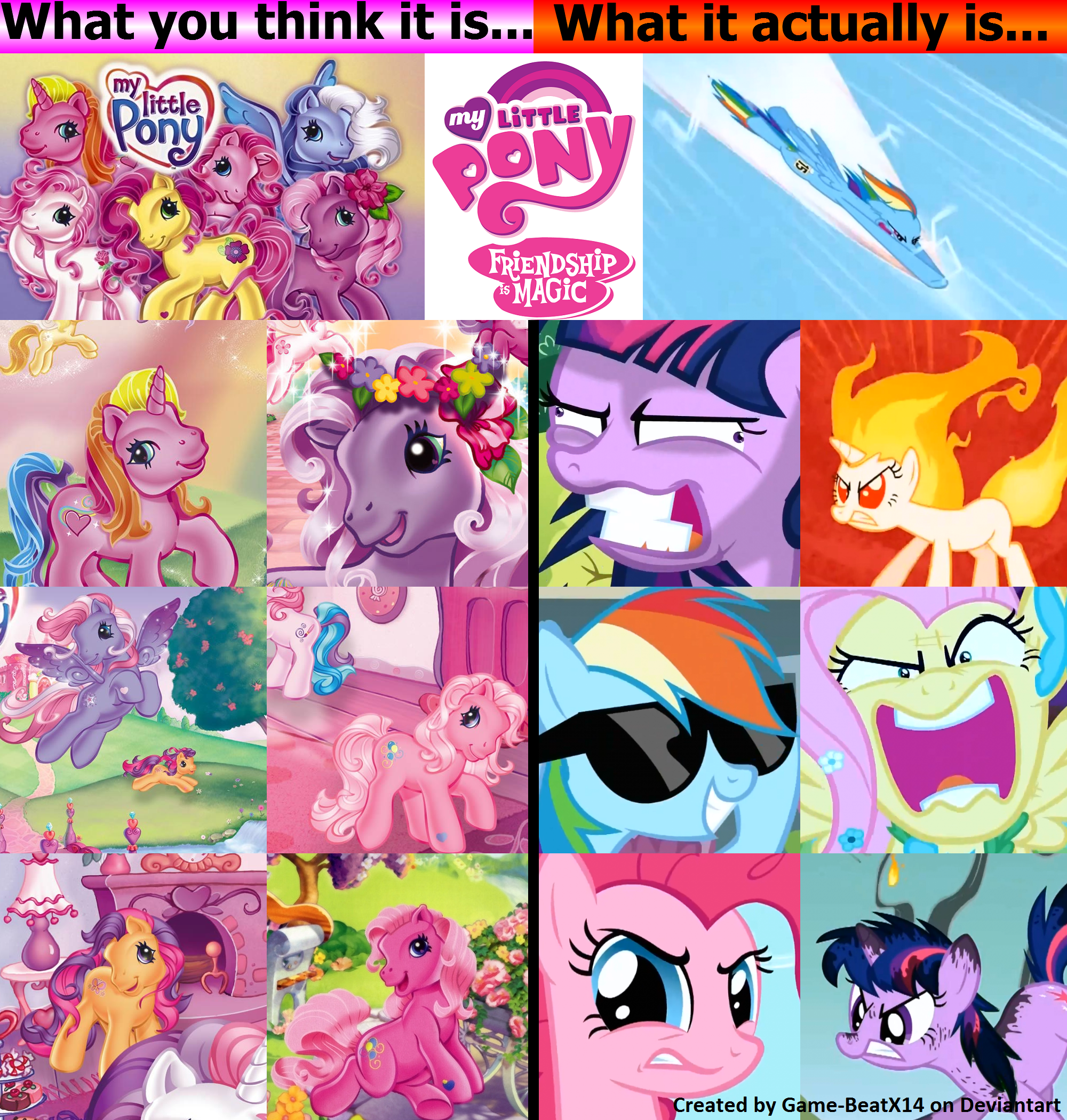 My Little Pony Friendship is Magic: Explained by Game ...