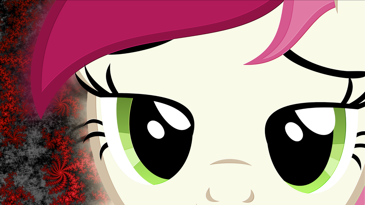 Roseluck Wallpaper by Game-BeatX14