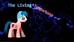 The Living Tombstone Wallpaper