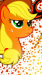iPhone 5 Applejack Wallpaper