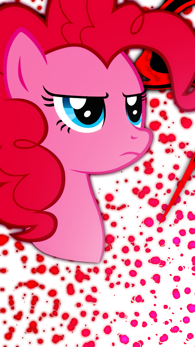 IPhone 5 Pinkie Pie Wallpaper By Game BeatX14