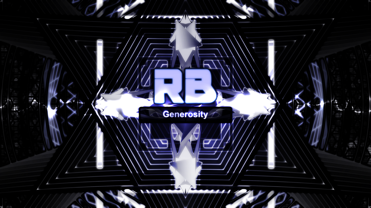 Rarity Belle Initials Wallpaper by Game-BeatX14