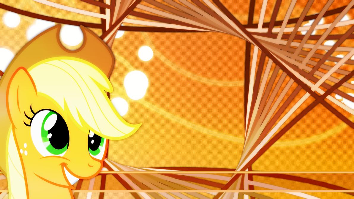 Applejack Wallpaper 3 by Game-BeatX14