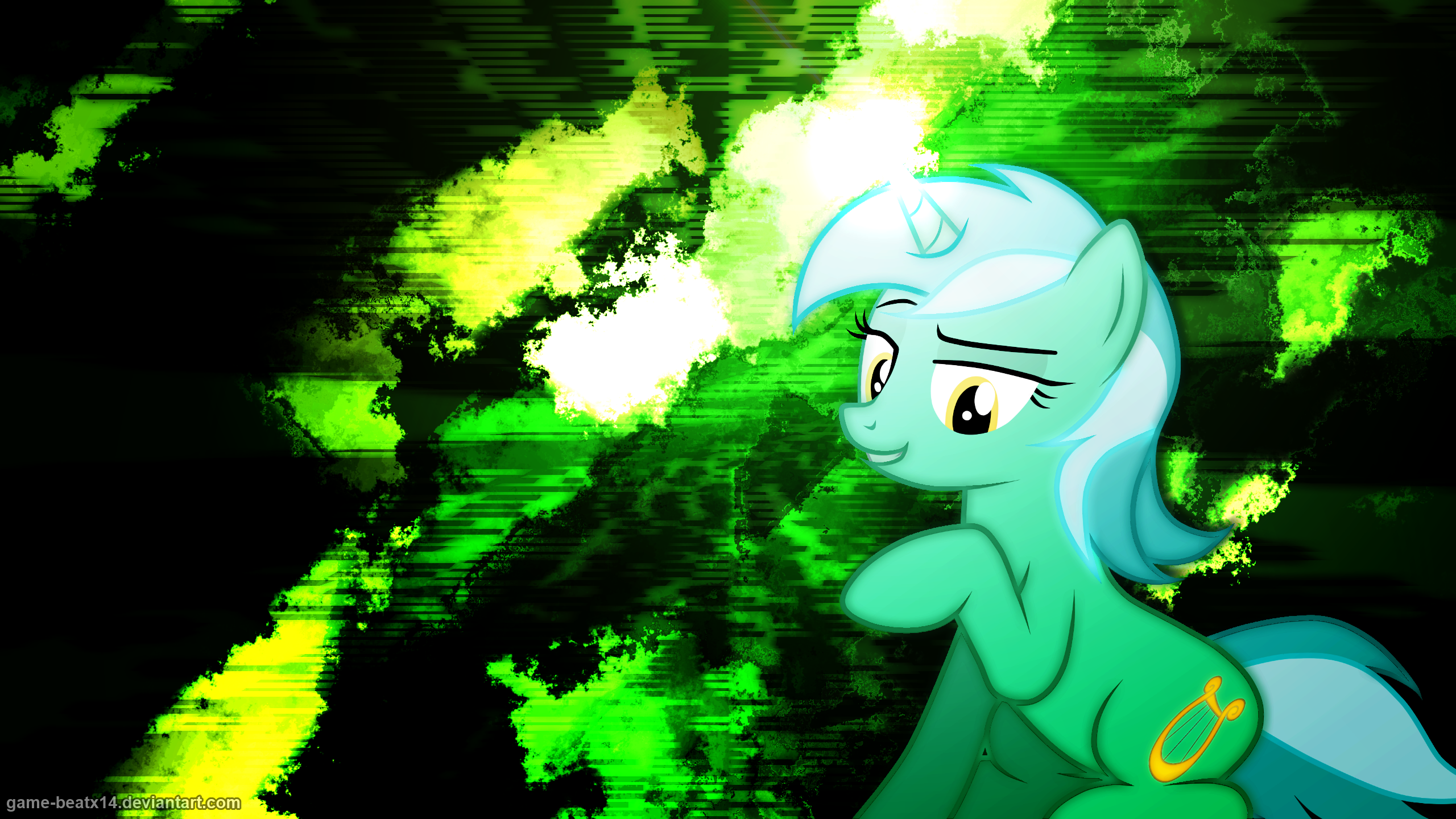 Lyra Wallpaper 3 by Game-BeatX14