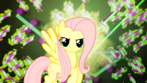 Fluttershy Wallpaper 2 Alternate
