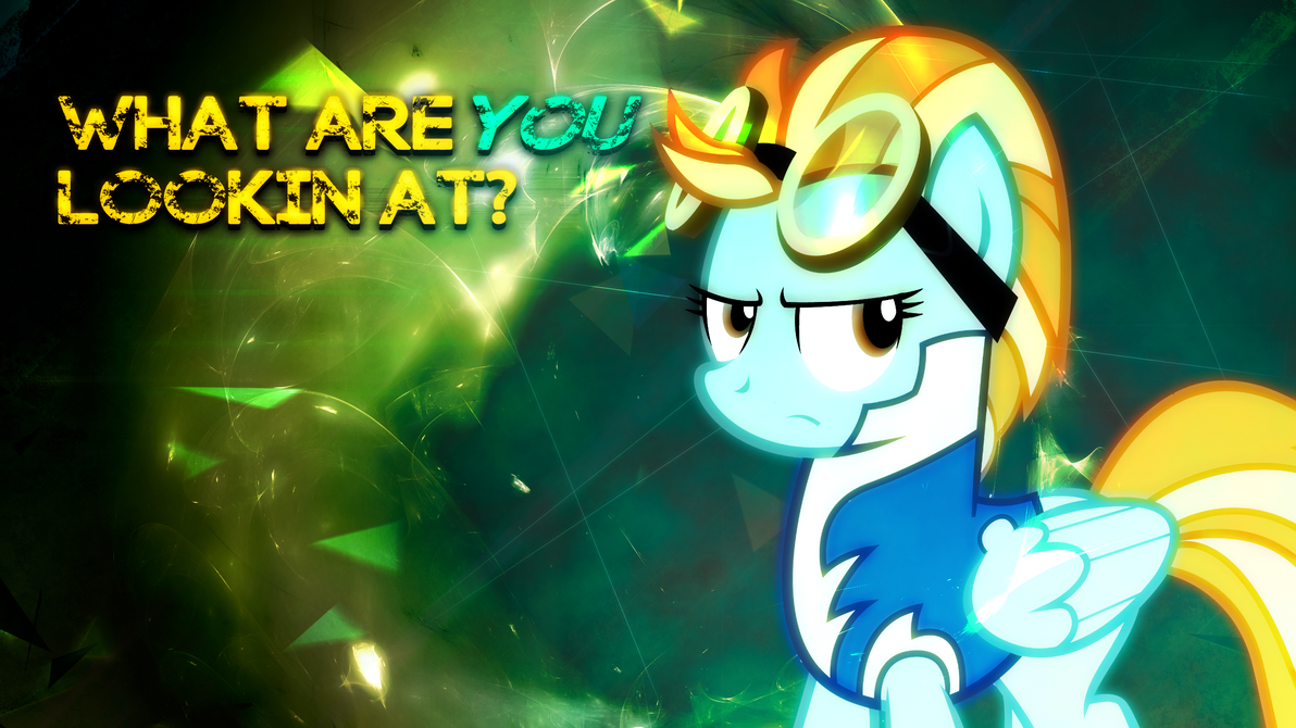 Lightning Dust Wallpaper 4 by Game-BeatX14