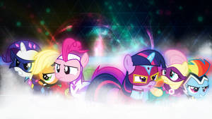 Power Fillies [Collab with RDbrony16]