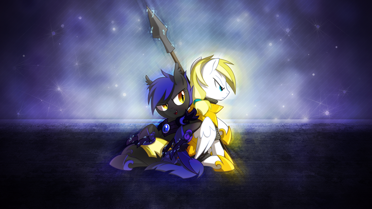 Guardians of Night and Day by Game-BeatX14