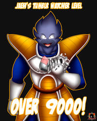 Over 9000! by XSuperiX