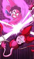 Steven vs Spinel