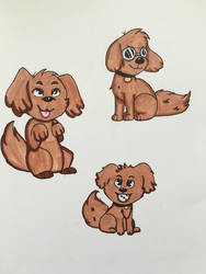 Doggos by Vap0rwav3
