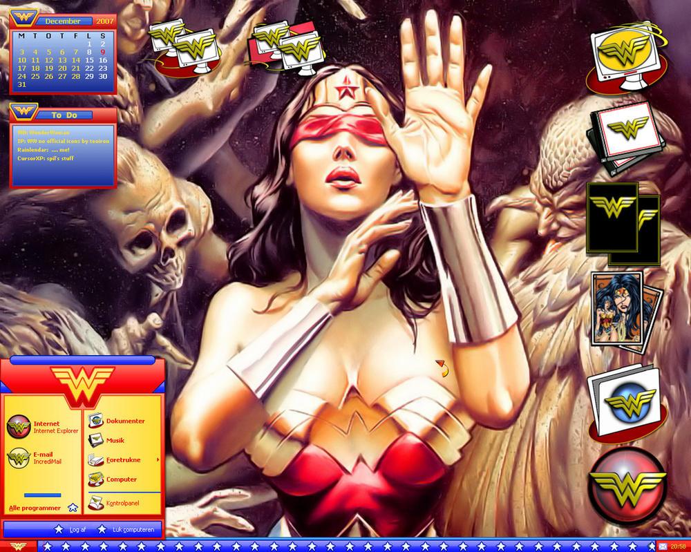 WonderWoman by Smokey41