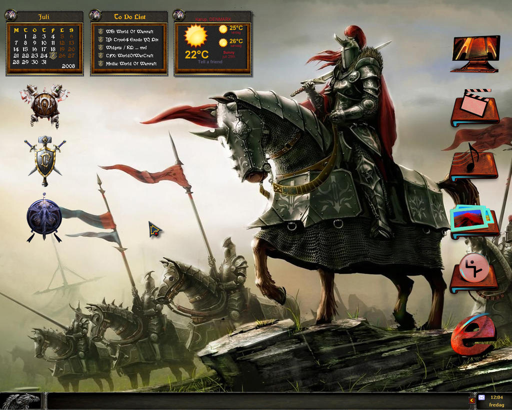 World Of Warcraft by Smokey41