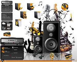Rockstar II by Smokey41