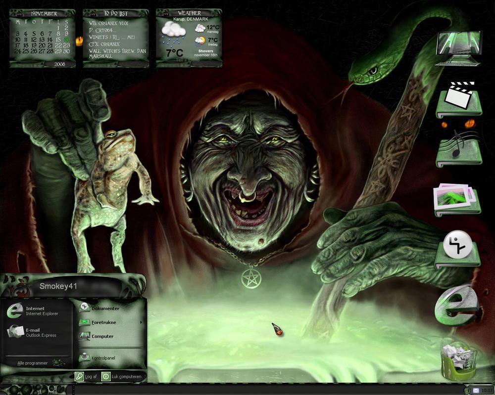 Witch.... by Smokey41