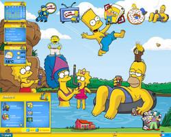 Simpsons I by Smokey41