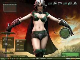 Shield Maiden by Smokey41