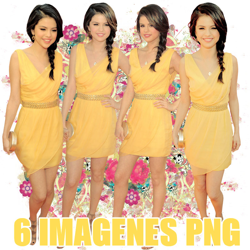 Pack png 34 Selena Gomez by MichelyResources