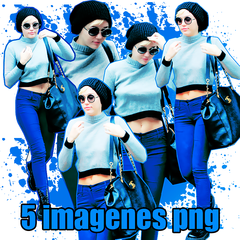 Pack png 118 Miley Cyrus by MichelyResources