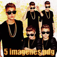 Pack png 172 Justin Bieber by MichelyResources