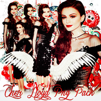 Pack png 233 Cher Lloyd by MichelyResources