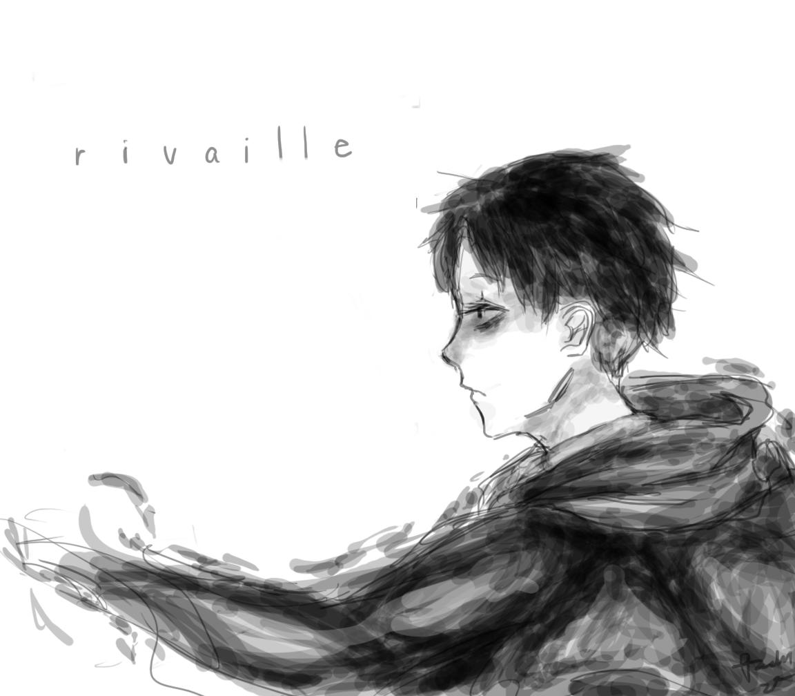 rivaille by seijiirou