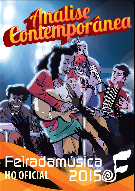 Capa de Quadrinho by falconthud
