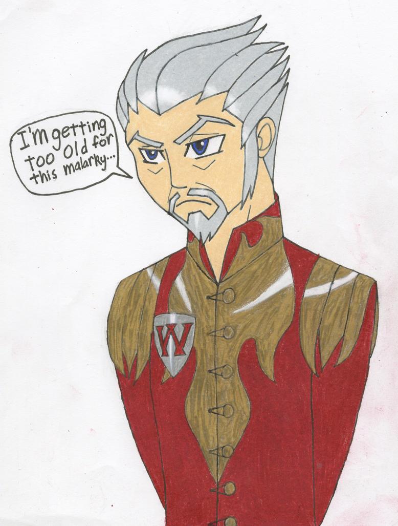 Lord Washington by MJFSL427