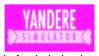 Yandere Simulator Stamp