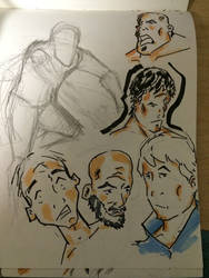 Sketching by Tokyoc