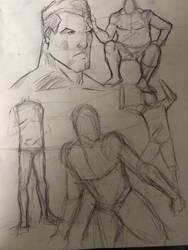 old sketch by Tokyoc
