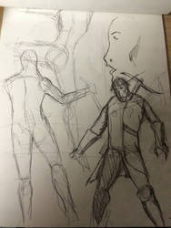 some sketches by Tokyoc