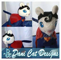 Super Cat by saiyanyoko