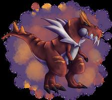 Pkmn Challenge Day o3 - Dragon by Cryo-Tech