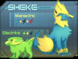 Pokesona: Sheke by Cryo-Tech