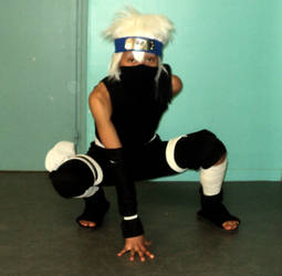 young Kakashi Hatake - N. S. The Lost Tower