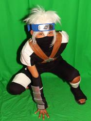 young Kakashi Hatake - Naruto Shippuden by Strange-Gal